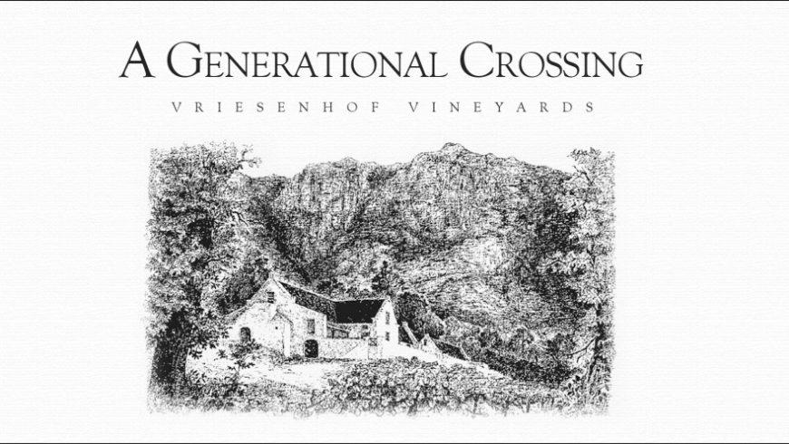 A GENERATIONAL CROSSING